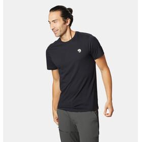 Mountain Hardwear Hardwear Logo t-shirt Heren zwart